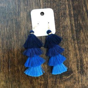 Fringe Tassel Earrings NEW